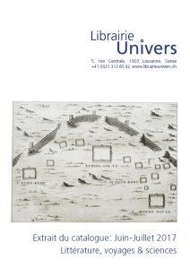 Librairie Univers Juin_Juillet 2017 HD