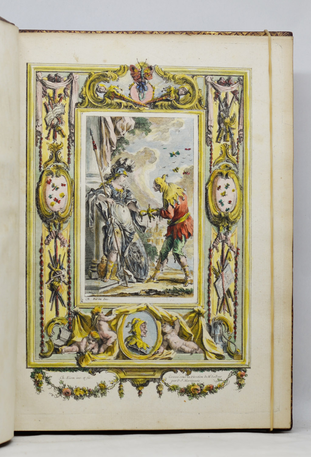 ERASME, Éloge de la Folie, 1751.