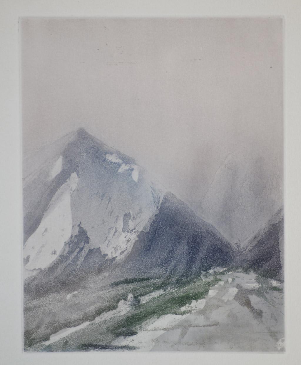 Chappaz, Testament du Haut-Rhône, 1987.