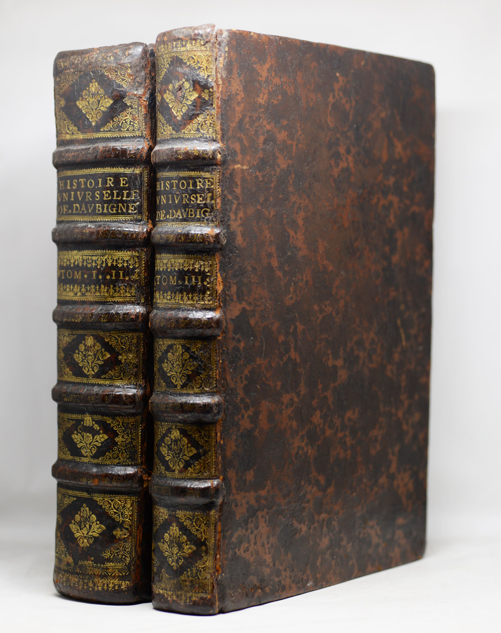 AUBIGNIÉ, Histoire universelle, 1616-1620.